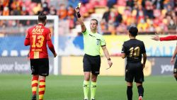 LIVE. KV Mechelen dreigt snel via Zweedse aanvaller Mrabti - Van Damme pakt al vijfde gele kaart