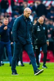 Feyenoord heeft tijd nodig die er niet is
