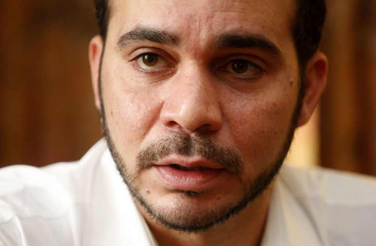 De Jordaanse prins Ali Bin Al Hussein Beeld ap