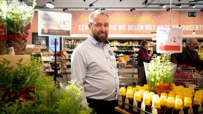 Delhaize stelt nieuwe winkelconcept voor
