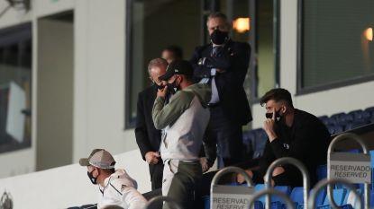 Eden Hazard ziet hoe Thibaut Courtois wéér belangrijk is voor Real in zuinige zege tegen Valladolid