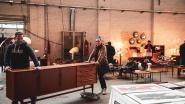 Brussels Design Market strijkt neer in Tour & Taxis