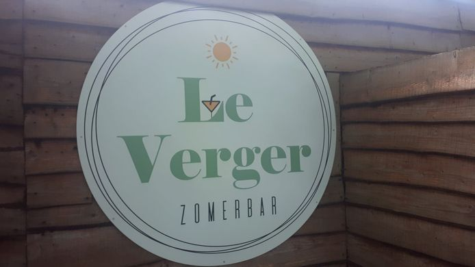 Zomer Le Verger in Cotthem.