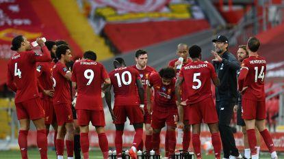 Een titel die drie maanden on hold stond, nu de tranen: een blik achter de ontlading bij Liverpool na 30 jaar wachten