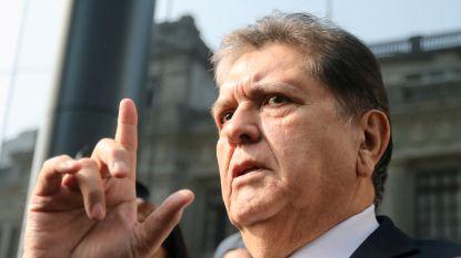 Peruaanse ex-president Garcia vraagt asiel aan in Uruguay