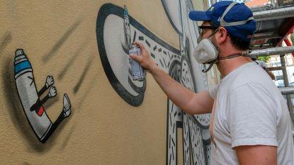 Kaaienwijk is streetart-wandeling rijker