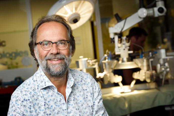 Maarten Steinbuch, vorig jaar winnaar van de Simon Stevin Meesterschapsprijs.