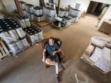 Brouwcafé Frontaal kan eindelijk van start in oude Faam-fabriek