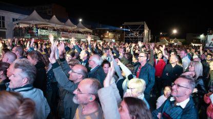Muziekliefhebbers genieten van eerste avond Ronse Opscène
