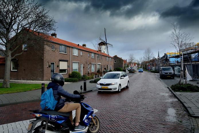 Tientallen huurwoningen aan de Van Koetsveldlaan en omgeving worden gesloopt.