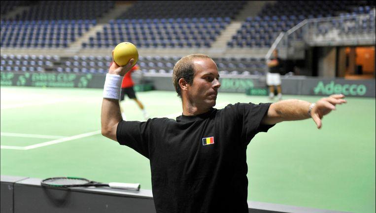De Lotto Arena wordt in oktober het decor van een ATP-toernooi