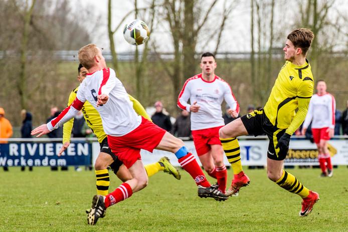 Robin van den Noort (Be-Ready, rechts)