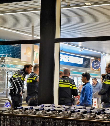 Wéér een Aldi overvallen door jong tweetal met een mes, ditmaal de supermarkt in Goirle