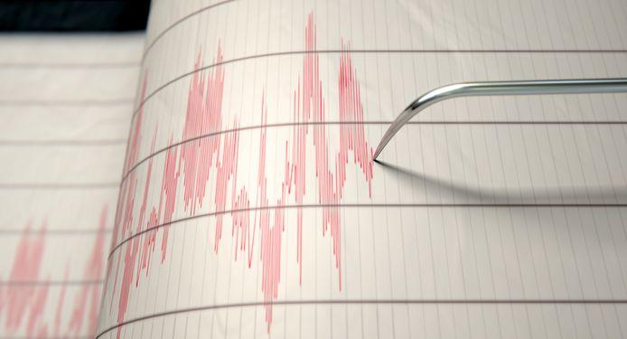 Een seismograaf