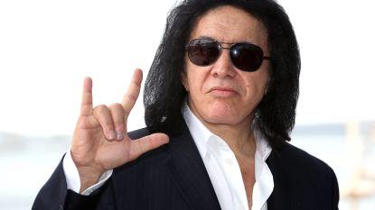 Kiss-frontman Gene Simmons mag Fox News nooit meer binnen na obsceen gedrag