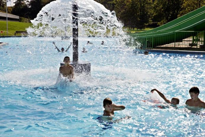 Zwembad de Tongelreep in Eindhoven. Foto René Manders