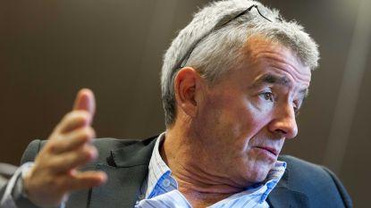 """O'Leary: """"Een staking in België? Uw land is klein voor Ryanair"""""""