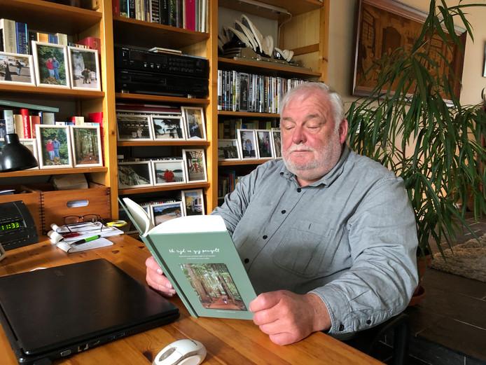 Niek Filippo schreef een boek met korte verhalen over zijn zoektocht naar levensvreugde na de dood van zijn levensgezellin Gerda.