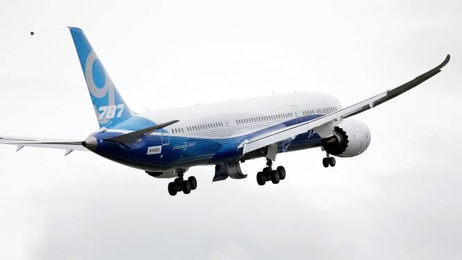Dreamliner 787-9 maakt succesvolle eerste testvlucht