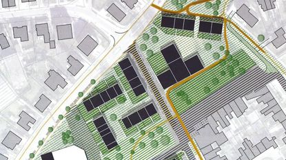 109 woningen en minder sluipverkeer in Oostkouterwijk