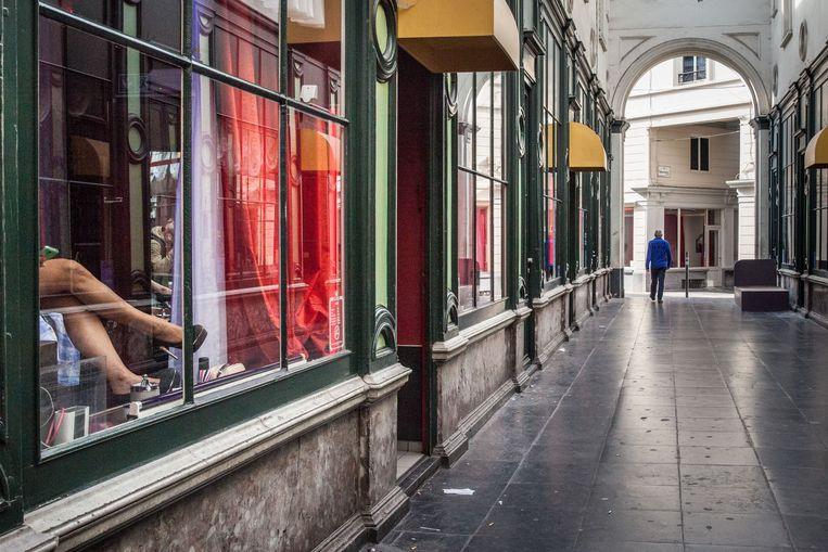 De nieuwe vereniging wil ook het imago van het Glazen Straatje verbeteren.