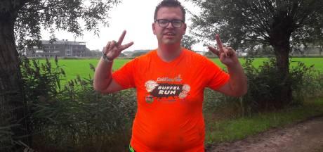 Ook mensen met niet-aangeboren hersenletsel doen mee aan de Buffelrun Boerdonk: 'Leuk om die hindernissen te overwinnen'