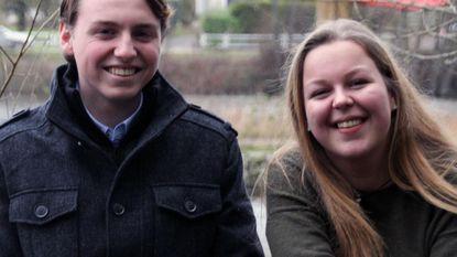 Twee zeventienjarigen op liberale kartellijst