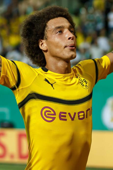 Witsel schiet Dortmund in extremis naast Greuther Fürth