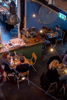 'Hipstertent pur sang' Stoom Beer & Food is bijna op stoom