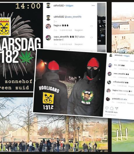 Waddinxveense vuurwerkjongeren plaatsen vandalisme-video: 'Grens overschreden'