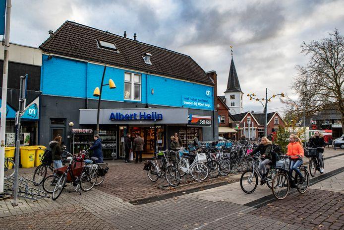 De Albert Heijn-vestiging in Holten krijgt van de gemeente geen toestemming zondag open te zijn.