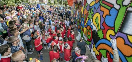 50 jaar Groen van Prinstererschool Dinteloord