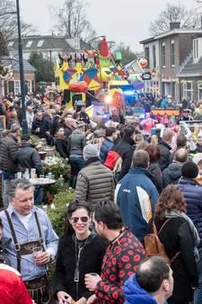 'Hoogland is tijdens carnaval nog nét geen Brabant'