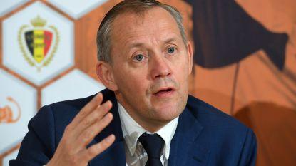 De Brabander op de wip als CEO van voetbalbond