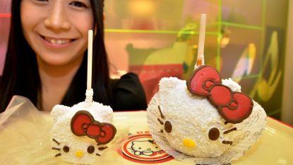 Hello Kitty wordt 40