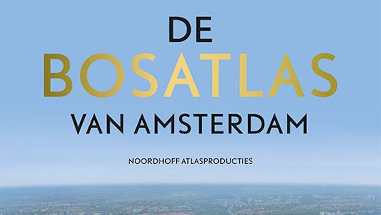 In de Bosatlas van Amsterdam kom je op iedere pagina iets te weten wat je nog niet wist. Beeld Bosatlas van Amsterdam