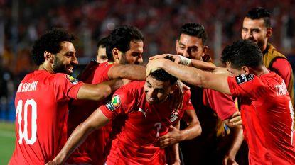 Ex-Anderlechtspeler leidt Egypte naar winst in openingsmatch Africa Cup
