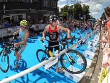 Triatleet Stefan van Thiel gaat voor tweede zege in Beesd