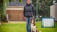 Hond Nailah en baasje Tina plaatsen zich voor Belgisch Kampioenschap