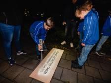 Jonge scouts 'Titus Brandsma' Oldenzaal op avontuur in de stad
