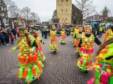 Foute nonnen en plastic soep bij 53ste carnavalsoptocht Enschede