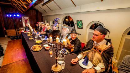 Internen Sint-Leo spelen personages uit Harry Potter