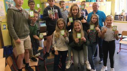 Child Focus op bezoek bij zesdeklassers Sint-Lutgardisschool