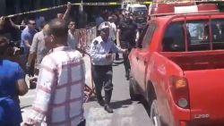 Autobom explodeert in centrum Tunis
