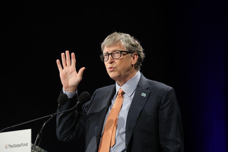 Mecenas Bill Gates zei onlangs dat landen als India, Kenia en Peru er ruim een decennium over zullen doen om de klap economisch weer te boven te komen. Beeld AFP