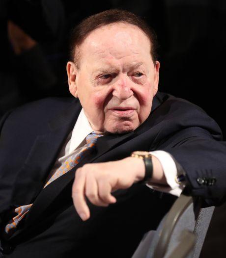 Sheldon Adelson (1933-2021): casinokoning, Israël-lobbyist en suikeroom van Trump