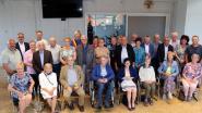 34 jubilarissen klinken op gouden jubileum
