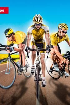 Caroline van Peperstraten houdt geel vast in BN DeStem Lezerstour