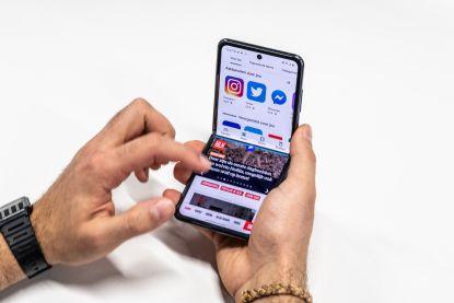 Vouwbare Samsung Galaxy Z Flip getest: plooien is leuk, maar we zijn er nog niet