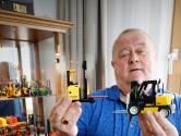 Bens grootste wens voor zijn verzameling: een vorkheftruck van Braun